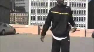 How Kobe Bryant Jumped over a Speeding Car?