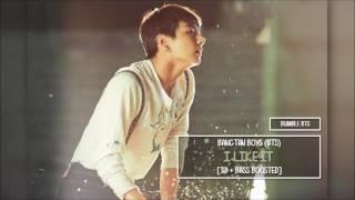 [3D+BASS BOOSTED] BTS 방탄소년단 - I LIKE IT (좋아요) | bumble.bts