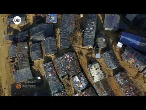 منوعات الآن | صورة جوية لتراكم مخيمات اللاجئين الروهينغا في بنغلاديش  - نشر قبل 57 دقيقة