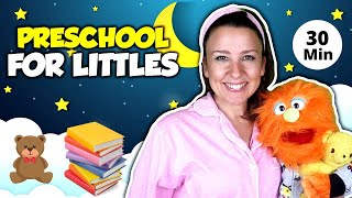 Bedtime Routine - Bedtime Stories for Toddlers - Preschool Videos - Toddler Learning Video Songs