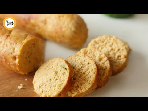 Chicken Tikka Sausages Recipe By Food Fusion