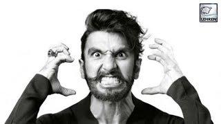 This Veteran Actor Slapped Ranveer Singh 24 Times! | LehrenTV