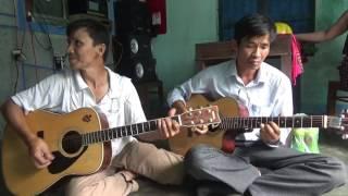 Hoa tau  bolero guitar P1