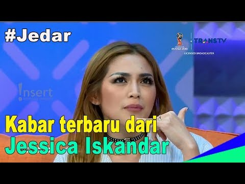 OMG !! Kabar Terbaru dari Jessica Iskandar