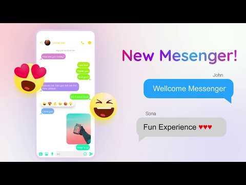 New Messenger 2020 Applications Sur Google Play
