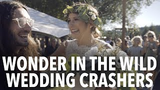 WONDER IN THE WILD WEDDING!!! - Hillsong UNITED