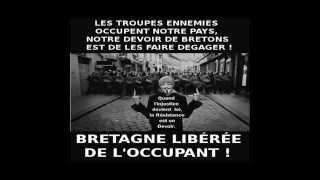 indépendance Bretonne - GILLES SERVAT KAN BALE NEVENOE