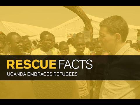 Rescue Facts: Uganda Embraces Refugees