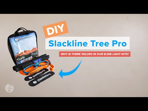 DIY Tree Protection for Slacklining • How to Make Your Own Tree Pro | YogaSlackers