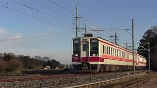 東武6050系6165F東武金崎~楡木通過