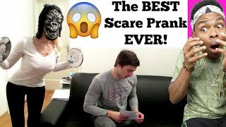 12 Funny Pranks Compilation and Best Halloween Prank Wars For Kids