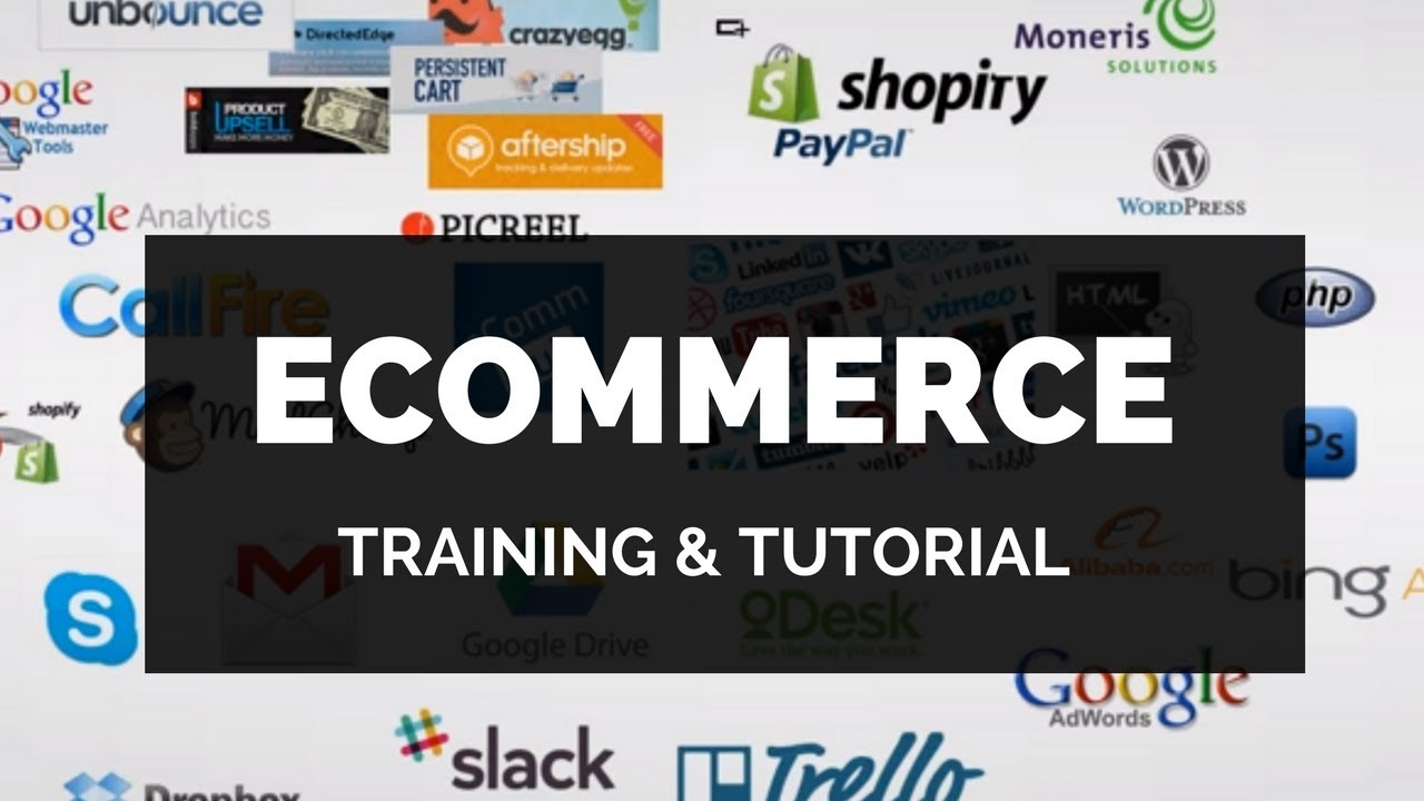 how to build an online store youtube