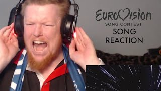 Eurovision 2019 Russia song REACTION (Sergey Lazarev: Scream)