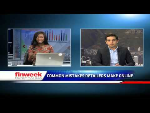 Common mistakes retailers make online
