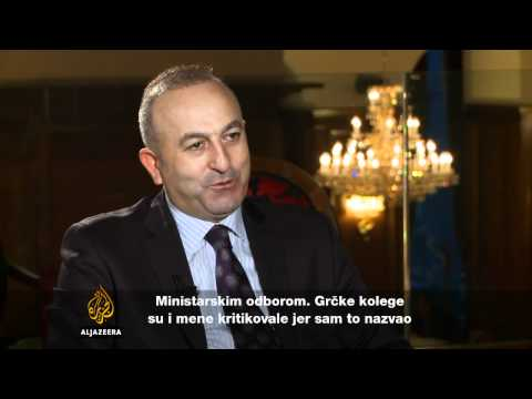 Recite Al Jazeeri - Mevlüt Çavuşoğlu