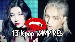 13 Idols Deserve The Title Kpop VAMPIRE