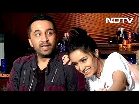 Shraddha Kapoor On Her Equation With Brother Siddhanth Mp3