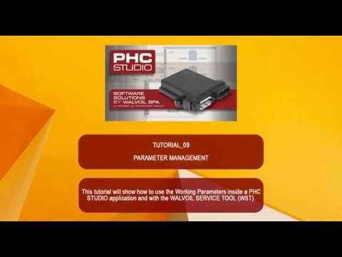 9  Gestione dei parametri  -  9  Parameter Management
