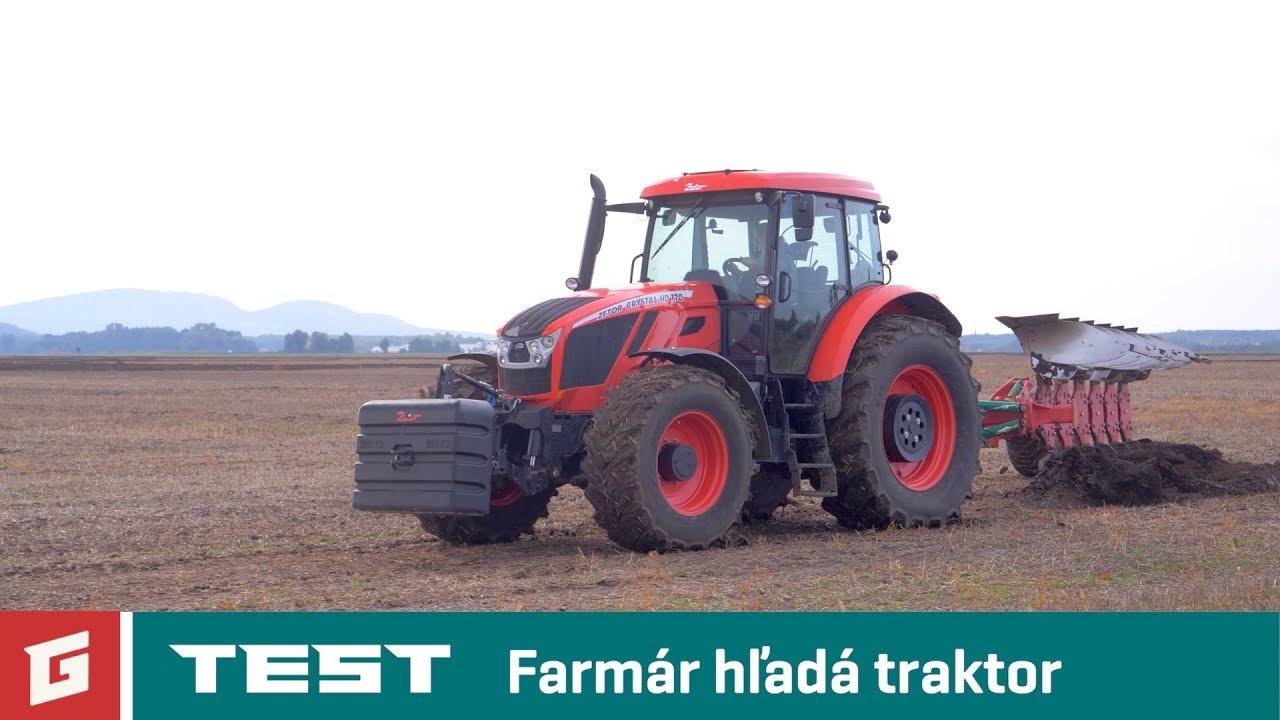 ZETOR CRYSTAL HD 170 - TEST - GARÁZ.TV - Rasťo Chvála - YouTube