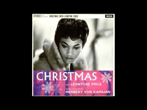 "Leontyne Price ""Christmas"""