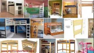 Easily Get Loft Bed Plans And Ideas