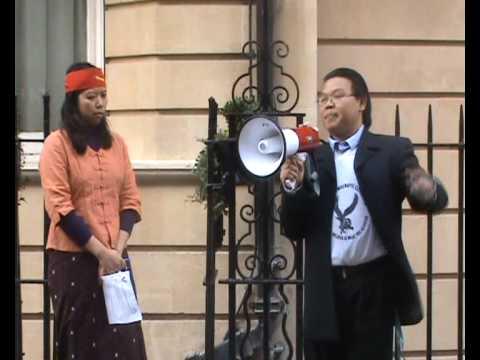 Burma: Myo Thein on Chinese Government