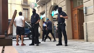 How the terror unfolded in and around Barcelona