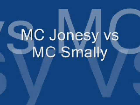 MC Jonesy vs MC Smally