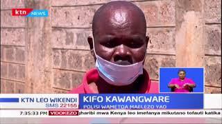 Bwana mmoja afariki Kawangware baada ya kuporomokewa na ukuata wa nyumba