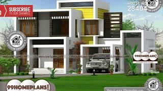 Indian House Design By 99HOMEPLANS COM [ Esp: M040 ]
