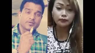 Woh ladki bahut yaad aati hai cover by amar mandal