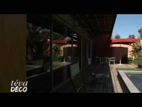 maison contemporaine marseille beaumont padovani teva d co youtube. Black Bedroom Furniture Sets. Home Design Ideas