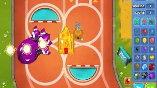 All tier 4 super monkeys vs B.A.D // Btd6