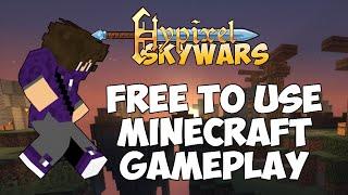 Free To Use Minecraft Gameplay