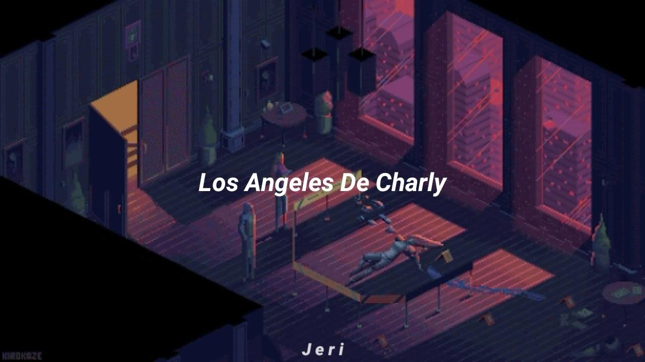 Los Angeles De Charly Amor Secreto Letra Youtube