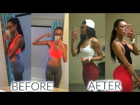 How To Gain Weight & Build Muscle Mass! | How I Gained 16+ lbs • Lawenwoss