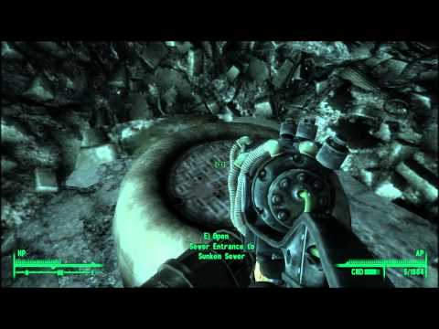 Fallout 3 Complete Playthrough; Part 78 - Dupont Circle