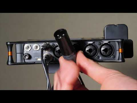 Sound for Video Session: Setting up the Sound Devices MixPre-10T as an Audio Interface