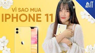 Vì sao mình lại mua iPhone 11 giá 19 triệu thay vì Pro và Pro Max ?