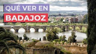 Qué ver en Badajoz 🇪🇸 | 10 Lugares Imprescindibles