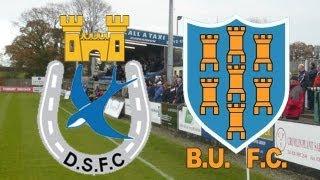 Ballymena United Vs Dungannon Swifts - Carling Premiership - 10-4-12 (4-2)