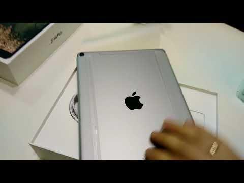 "Планшет Apple iPad Pro 10.5"" Wi-Fi + Cellular 64GB Space Grey Mqey2"