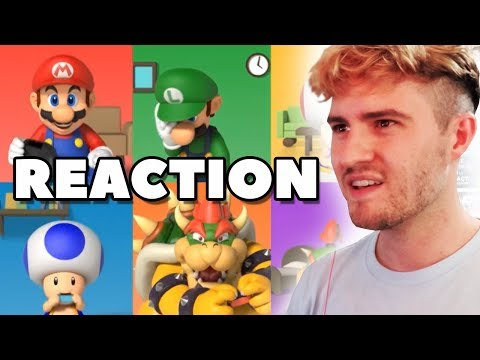 REACTION - Nintendo Direct September 13th 2018