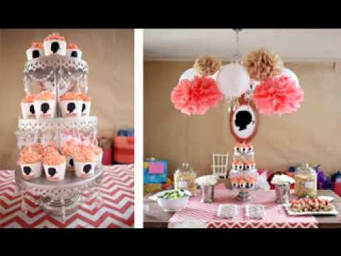 Diy Second Birthday Party Decorating Ideas