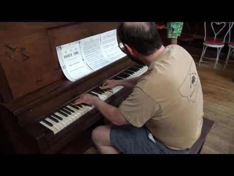 Dogsong (Undertale) sight-read by Tom Brier