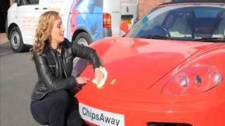 Vicki Butler-Henderson promotes ChipsAway