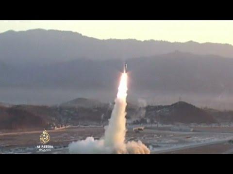 Nova raketa Sjeverne Koreje preletjela 700 kilometara
