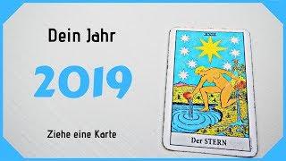 Dein Jahr 2019   TAROT   Ziehe Eine Karte