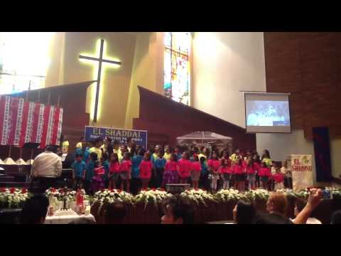EL SHADDAI VANCOUVER CHAPTER - 21st Anniversary June 22, 2013