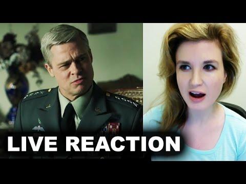 War Machine Trailer REACTION